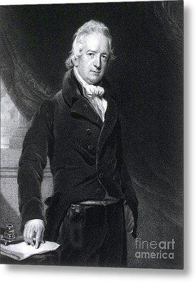 John Abernethy, English Surgeon Metal Print by Science Source