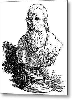 John Amos Comenius Metal Print by Granger