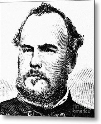 John Chivington (1821-1894) Metal Print by Granger