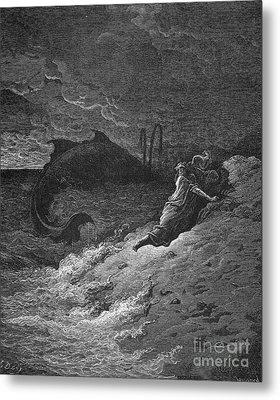 Jonah & The Whale Metal Print by Granger