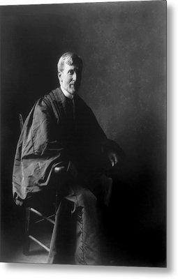 Joseph Mckenna 1843-1926, Associate Metal Print by Everett