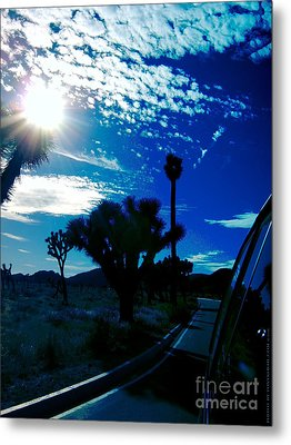 Joshua Tree Metal Print by Tony Koehl
