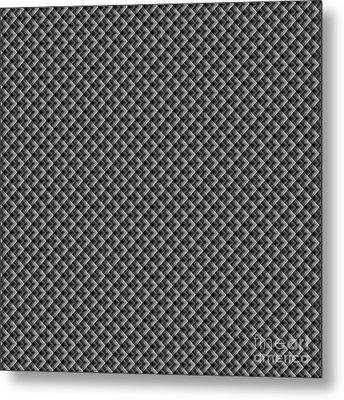 Kaleidoscope Metal Print by Henrik Lehnerer