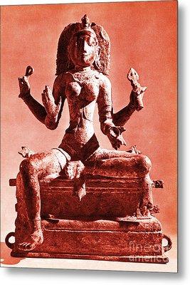 Kali Metal Print by Photo Researchers