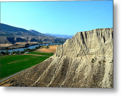 Kamloops British Columbia Metal Print