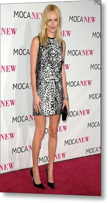 Kate Bosworth Wearing A Proenza Metal Print by Everett