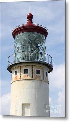 Kauai's Northern Light...kilauea Lighthouse  Metal Print