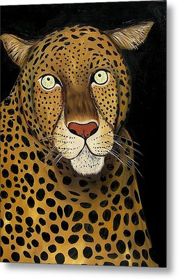 Keeping It Wild Metal Print