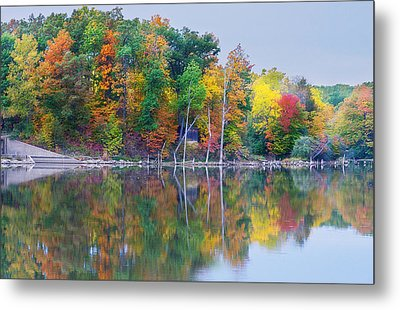 Kennekuk Cove Metal Print