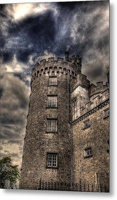 Kilkenny Castle Metal Print by Barry R Jones Jr