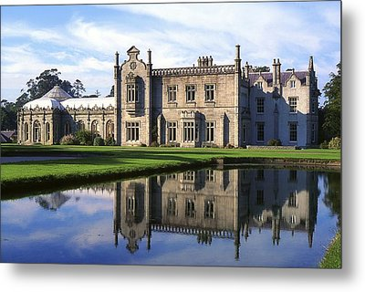 Kilruddery House And Gardens, Co Metal Print by The Irish Image Collection