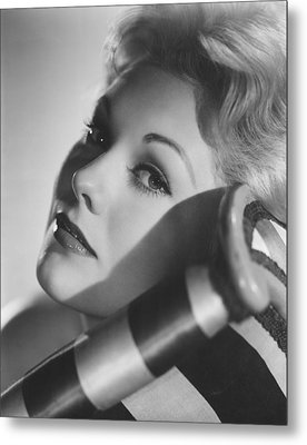 Kim Novak, 1956 Metal Print by Everett