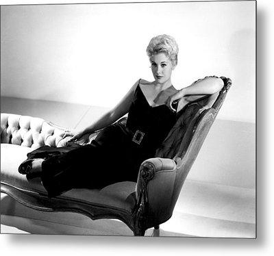 Kim Novak, Columbia Pictures, 1950s Metal Print