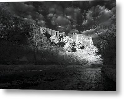 King's Arthur's Castle Metal Print by Matt Nuttall