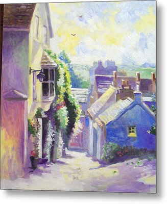 Kinsale Co Cork Metal Print by Paul Weerasekera