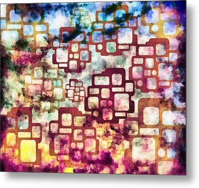 Knowledge Is Not Wisdom 2 Metal Print by Angelina Vick