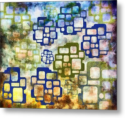 Knowledge Is Not Wisdom 3 Metal Print by Angelina Vick