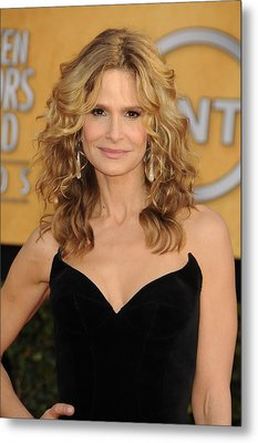 Kyra Sedgwick At Arrivals For 17th Metal Print by Everett