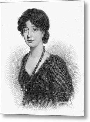 Lady Charlotte Mary Scott Metal Print by Granger