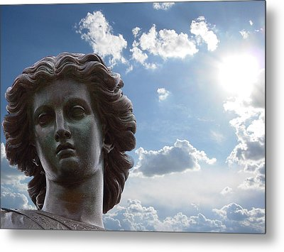 Lady Of The Waters Metal Print by Sarah McKoy