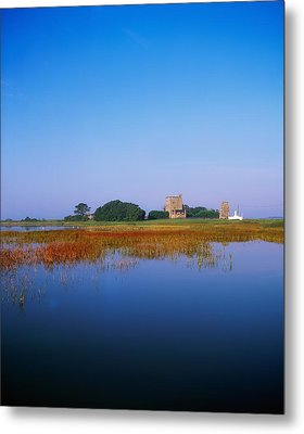 Ladys Island, Co Wexford, Ireland Metal Print by The Irish Image Collection