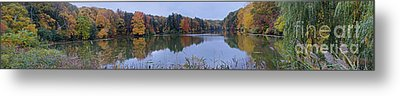 Metal Print featuring the photograph Lake Eastman by William Norton