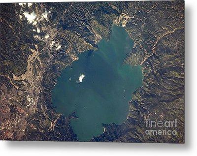 Lake Ilopango, El Salvador Metal Print