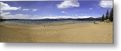 Metal Print featuring the photograph Lake Tahoe by Paul Plaine