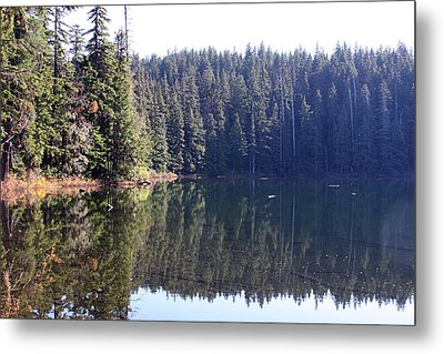 Lakes And Ponds - 0008 Metal Print