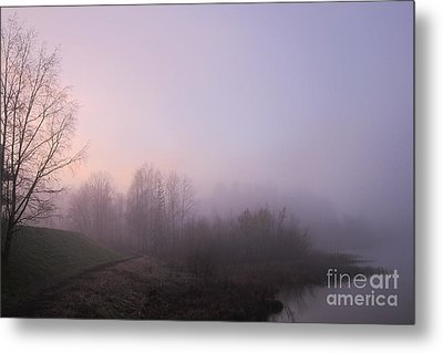 Land Of Mist And Legend Metal Print by Michelle Meer
