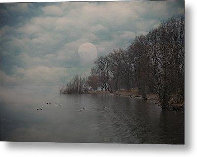 Landscape Of Dreams Metal Print by Joana Kruse