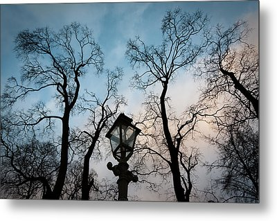 Lantern Metal Print by Konstantin Dikovsky