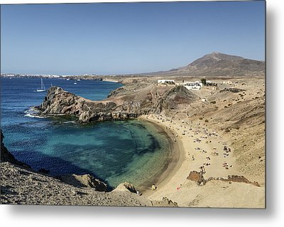Lanzarote , Metal Print by Travelstock44 - Juergen Held