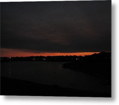 Metal Print featuring the photograph Last Breath Of Hope by Bill Lucas