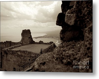 Last Greek Vestige 2 Metal Print