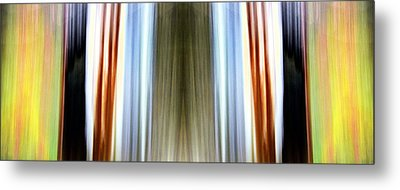 Layers Of Time Metal Print by Danny Lally