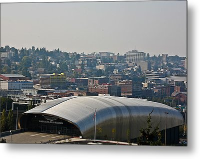 Lemay Car Museum Metal Print by Robby Green