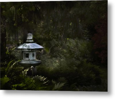 Light And Tranquility Metal Print