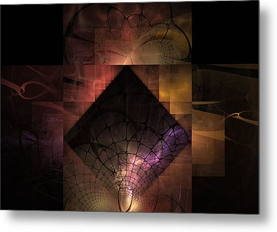 Light Of The World Metal Print