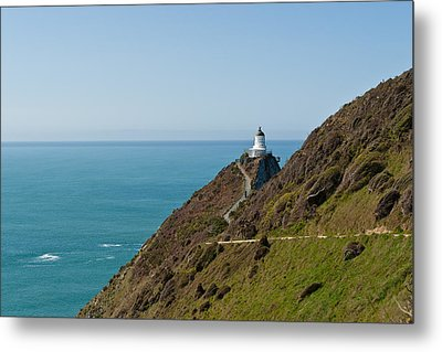 Lighthouse Point Metal Print by Graeme Knox