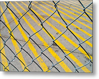 Metal Print featuring the photograph Lines by David Pantuso