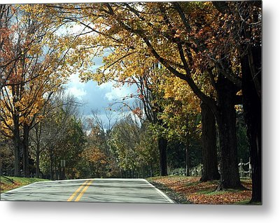Linn Run 2 Pa Metal Print