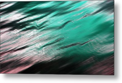 Metal Print featuring the photograph Liquidus by Sandro Rossi