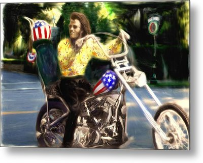 Living The Dream Metal Print by Michael Cleere