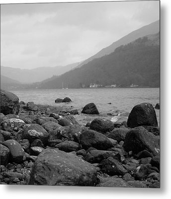 Loch Long 2 Metal Print by Michael Standen Smith