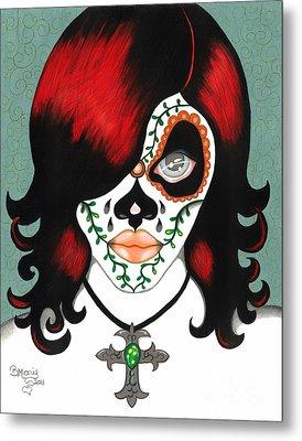 Lolita Metal Print by B Marie