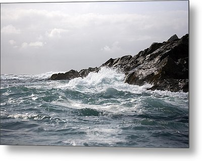 Lonely Cape St. James At Southern Point Metal Print by Pete Ryan