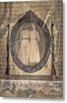 Long Ago Metal Print by Betty LaRue