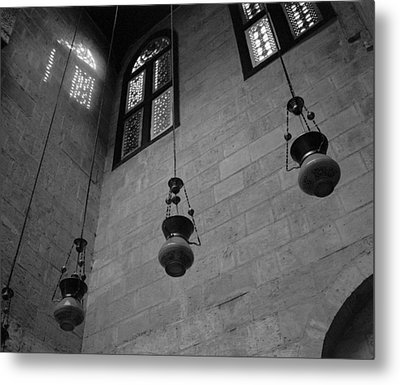Look To Above Metal Print by Bernice Williams