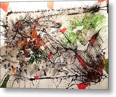 Looking For A Style Metal Print by Graciela Scarlatto